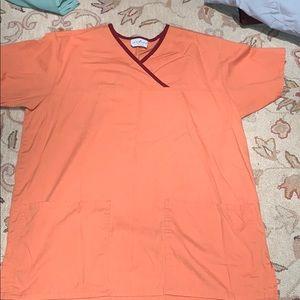 Peaches Uniforms Scrub Set
